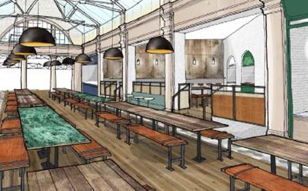 Taylor Wessing advises Try Market Halls on new upmarket food halls deal