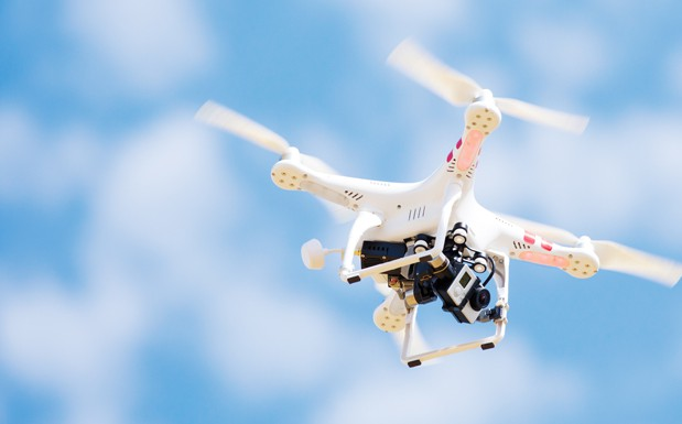 Drones and construction: the future